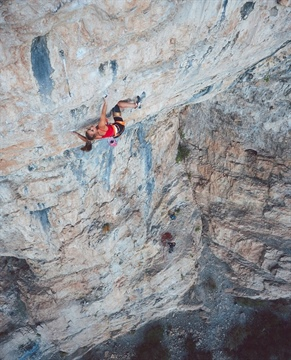<I>Kryptonite</I> (9a)