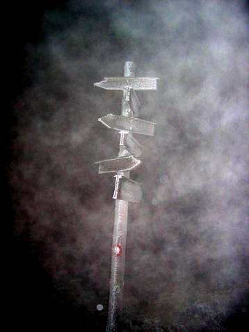 Križišče med Stolom in Malim