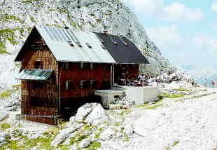 Koča na Doliču Foto: Andrej Petelinšek