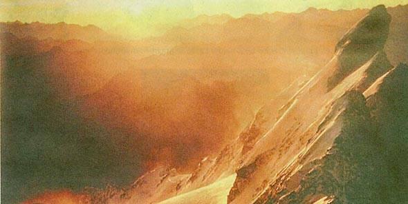 Mistična lepota gora