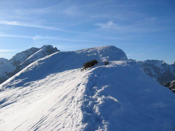Brdo - snega