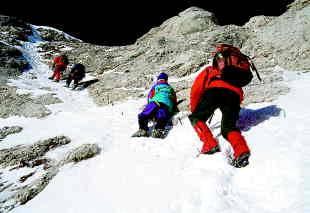 .Planinec naj gre v gore le v spremstvu vodnika z licenco.